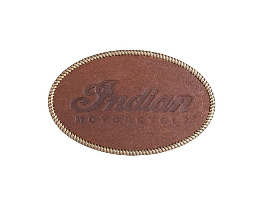 regalos-coleccionables-indian-embossed-leather-belt-buckle