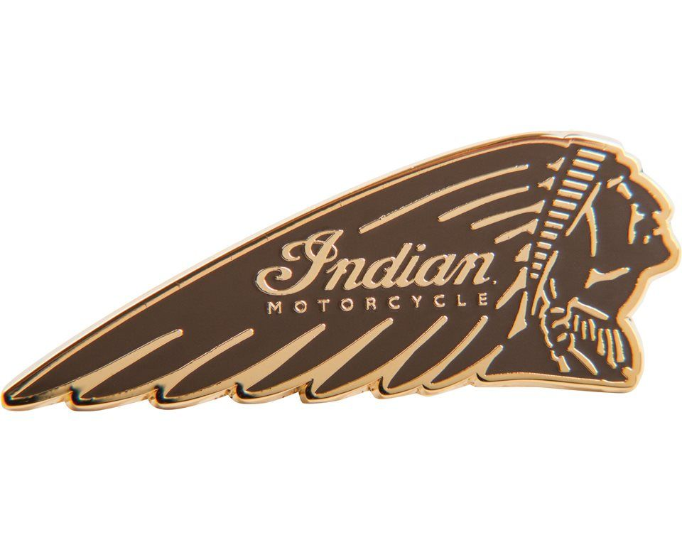regalos-coleccionables-indian-indian-brown-warbonnet-pin-badge