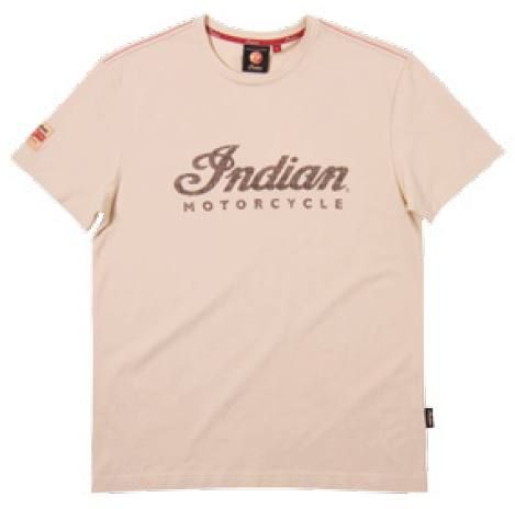 poleras-y-camisas-indian-mens-cream-logo-tee-xl