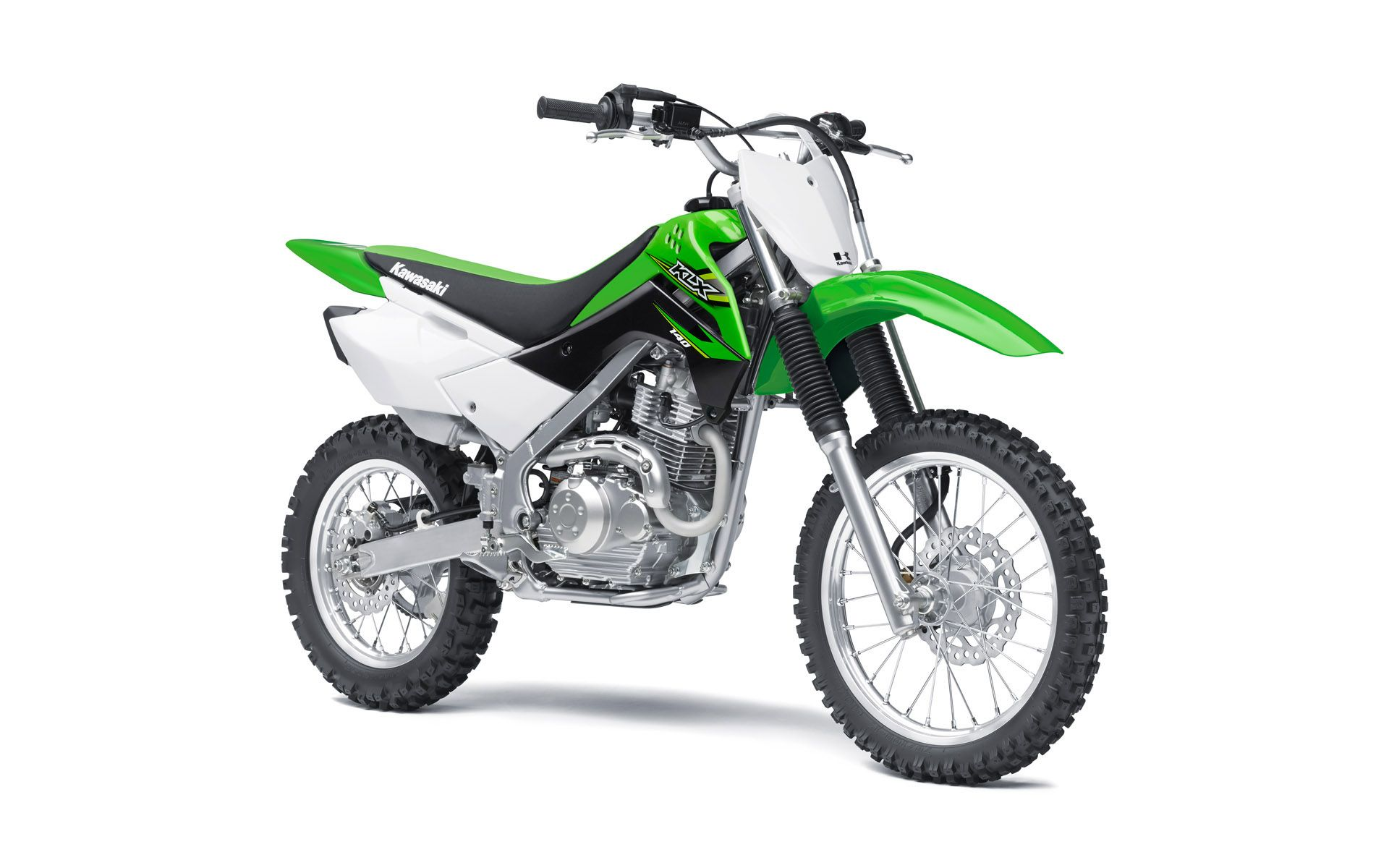 enduro-kawasaki-klx�aO140--lime-green